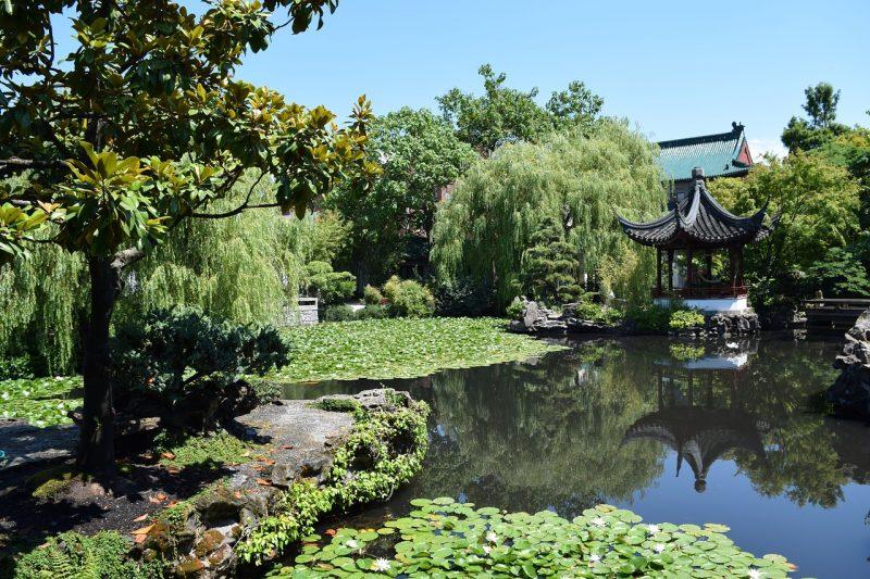 Jardim Chines Vancouver
