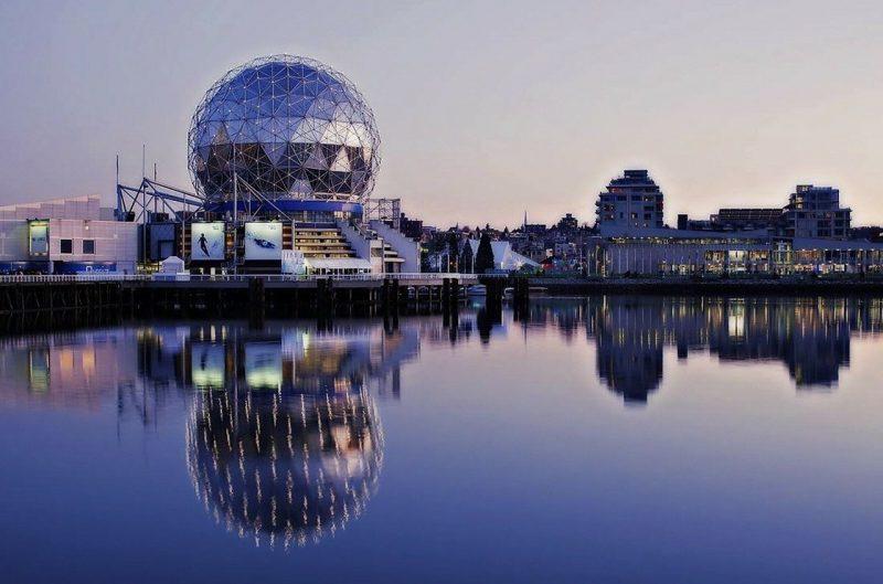 Museu da ciência de Vancouver