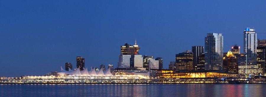 Canada Place Centro Vancouver